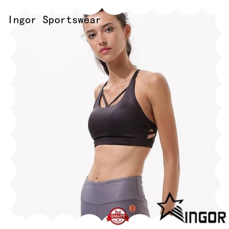 INGOR soft high impact sports bra online with high quality for women