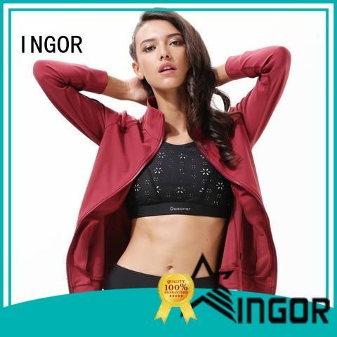 INGOR sports yoga Jacket on sale for ladies