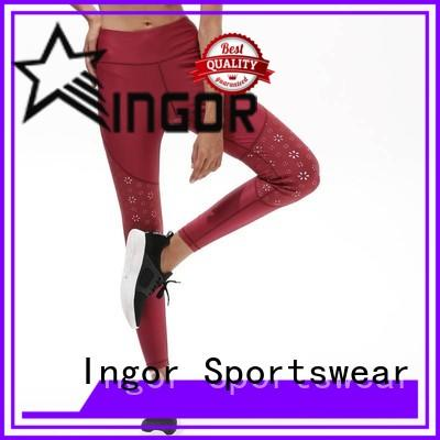 INGOR capri yoga leggings on sale for ladies