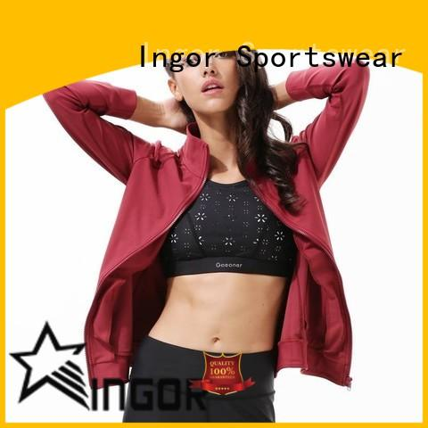 winter yoga Jacket woman on sale for ladies