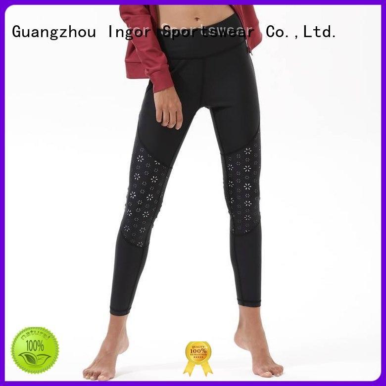 Hot yoga pants printed INGOR Brand