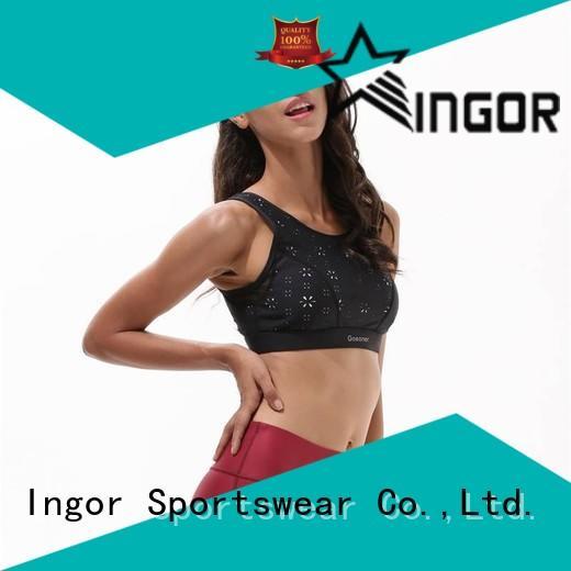 INGOR sexy women's sports bra with high quality for women