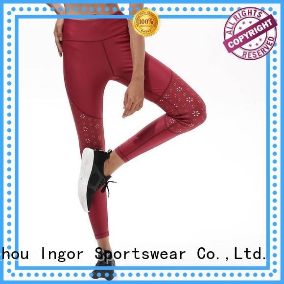 patterned leggings print INGOR Brand ladies leggings manufacture