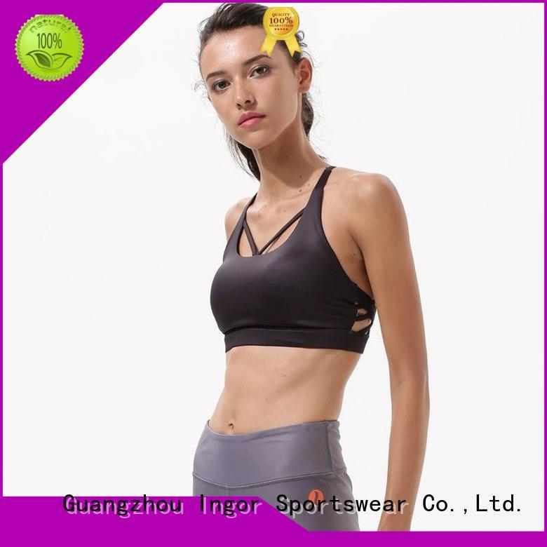 INGOR Brand adjustable ingor sports bra manufacture