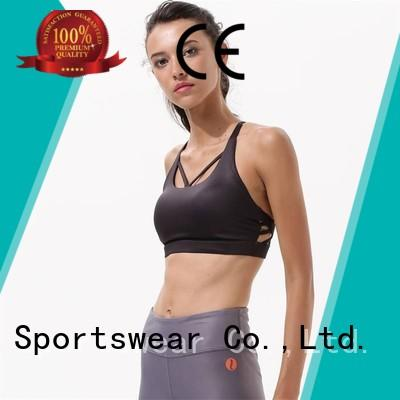 INGOR Brand sexy blue colorful sports bras quality