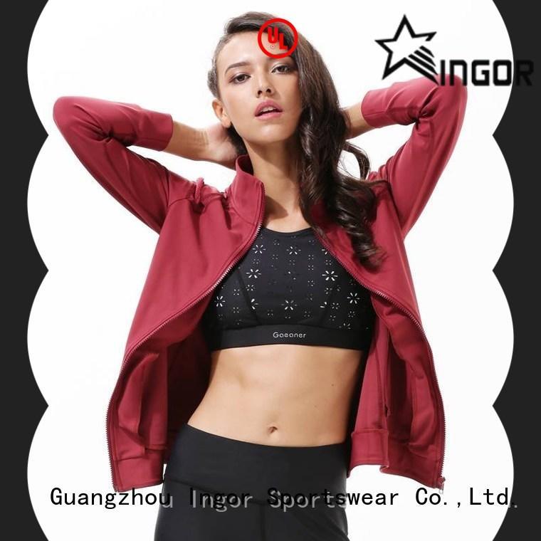 INGOR winter yoga Jacket on sale for women
