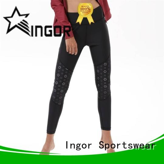 INGOR fitness yoga pants with high quality for sport