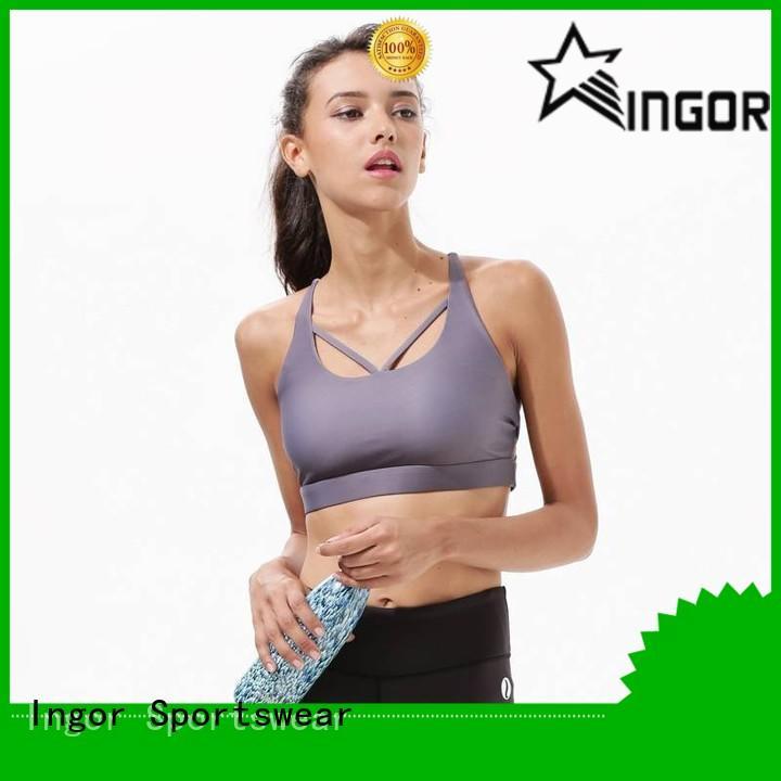sexy yoga bra strap on sale for women