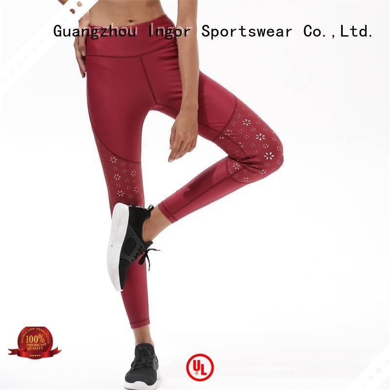 yoga tights yoga pants pants INGOR Brand