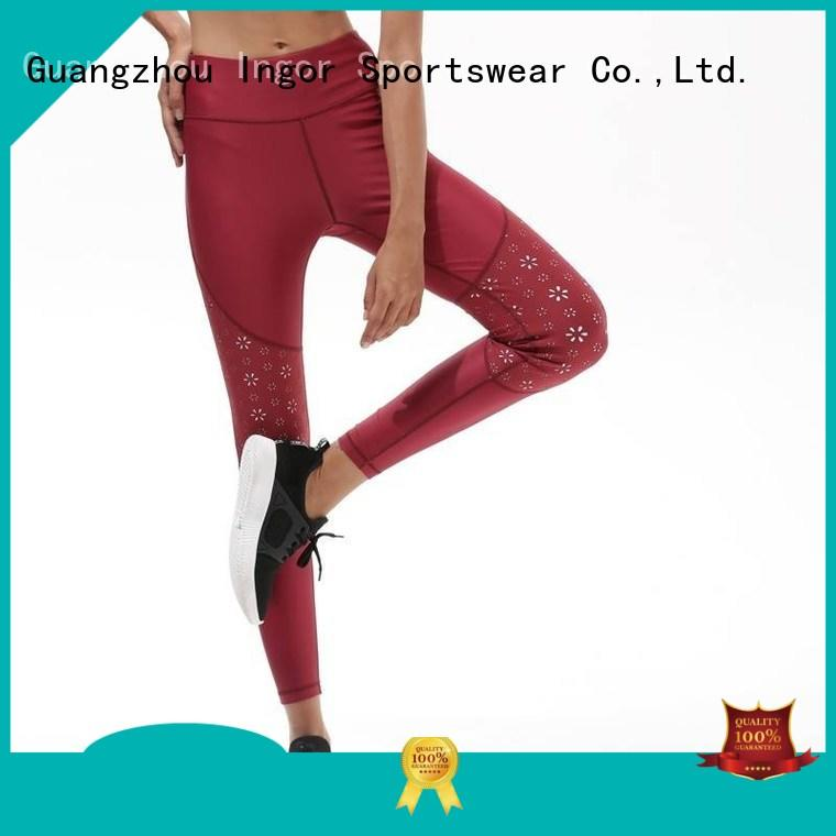 Running High Waisted Yoga Pants For Women Y1921P22
