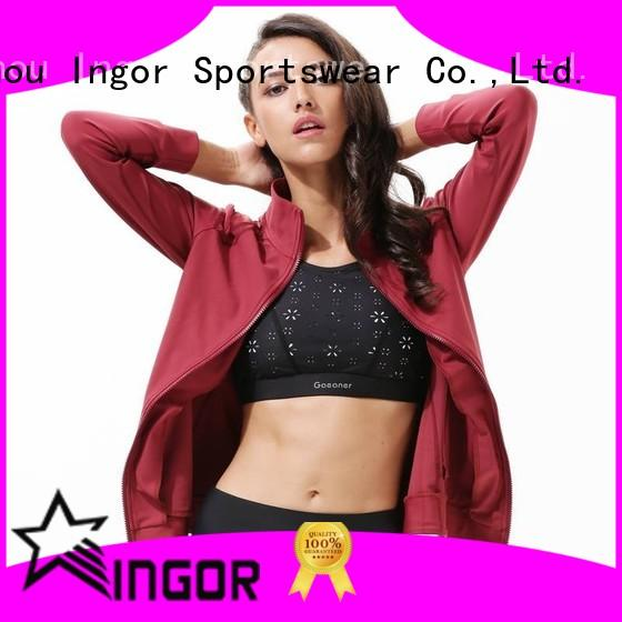 online yoga Jacket winter with high quality for sport