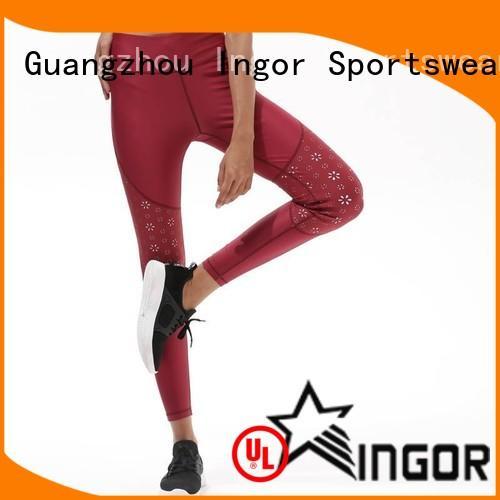 Hot ladies leggings activewear INGOR Brand