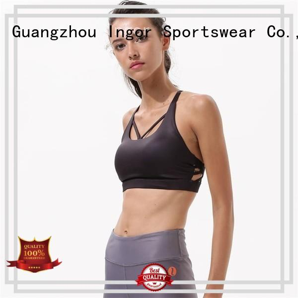 Good Support Comfortable Workout Sports Bra Y1922B10