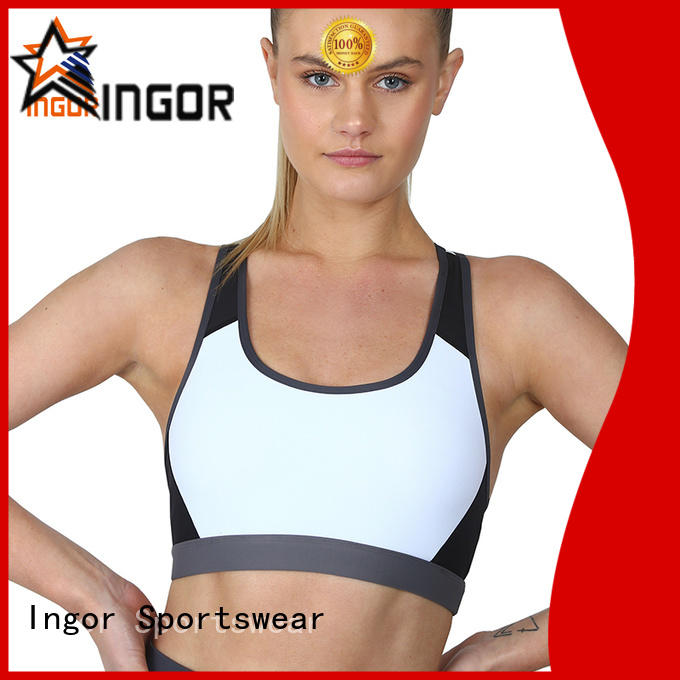 custom sports bras womens companies to enhance the capacity of sports for girls