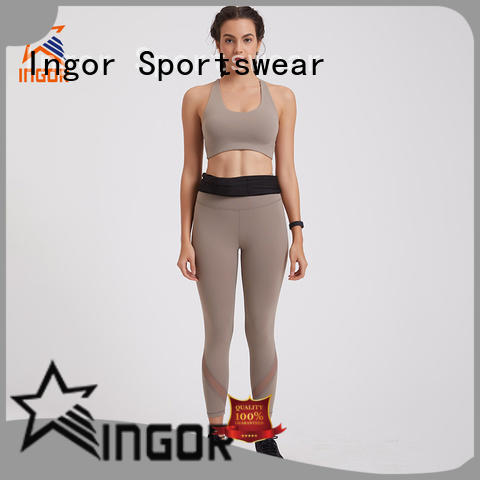 INGOR online yoga set marketing for yoga