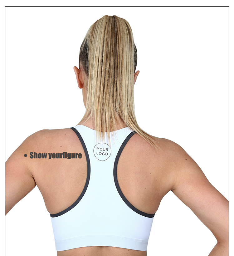 soft black zip up sports bra bras on sale at the gym-6