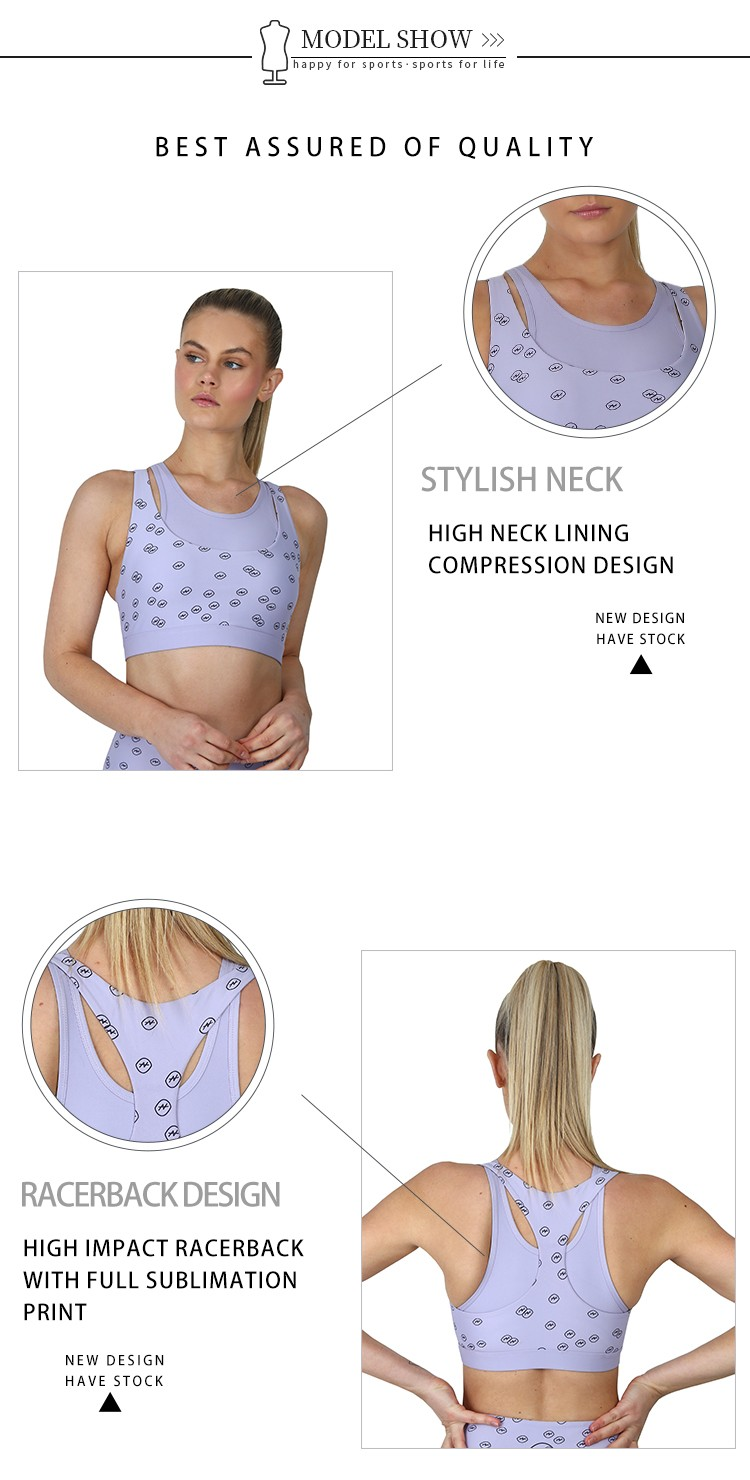 fashion women yoga set overseas market for yoga-4