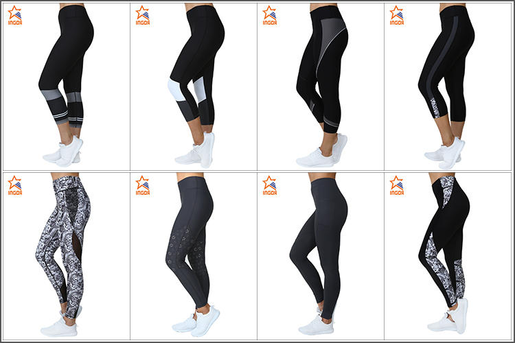 fashion women yoga set overseas market for yoga
