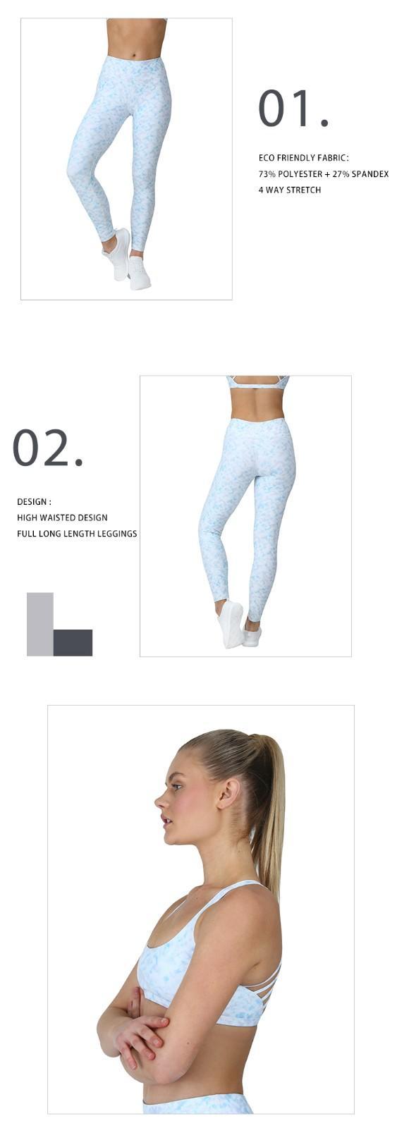 custom yoga set online bulk production for gym