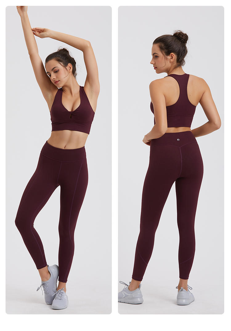 INGOR women yoga set overseas market for women