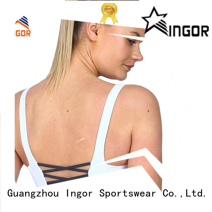 INGOR online top sports bras to enhance the capacity of sports for sport