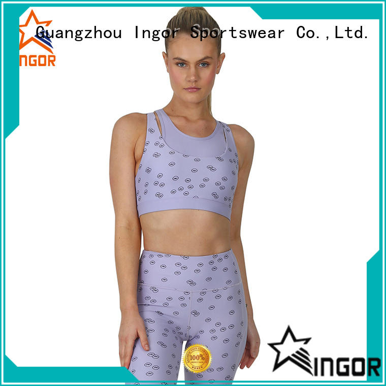 INGOR yoga set online owner for sport
