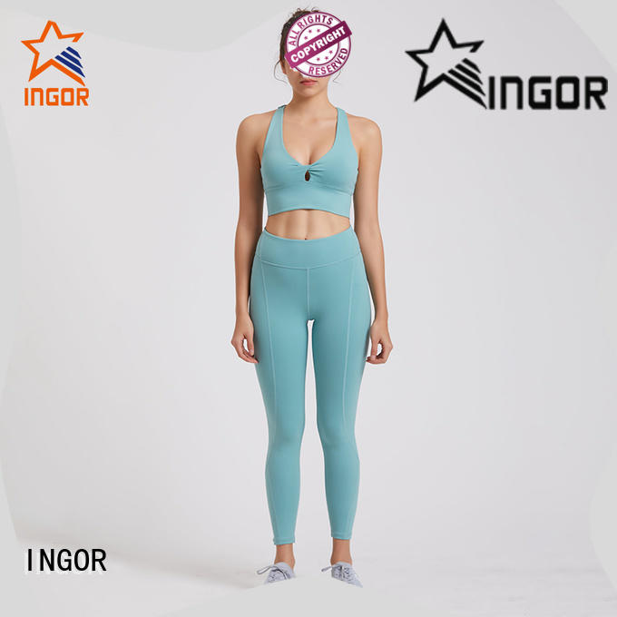 INGOR yoga set online for manufacturer for women