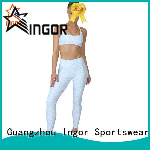 INGOR bulk production for yoga