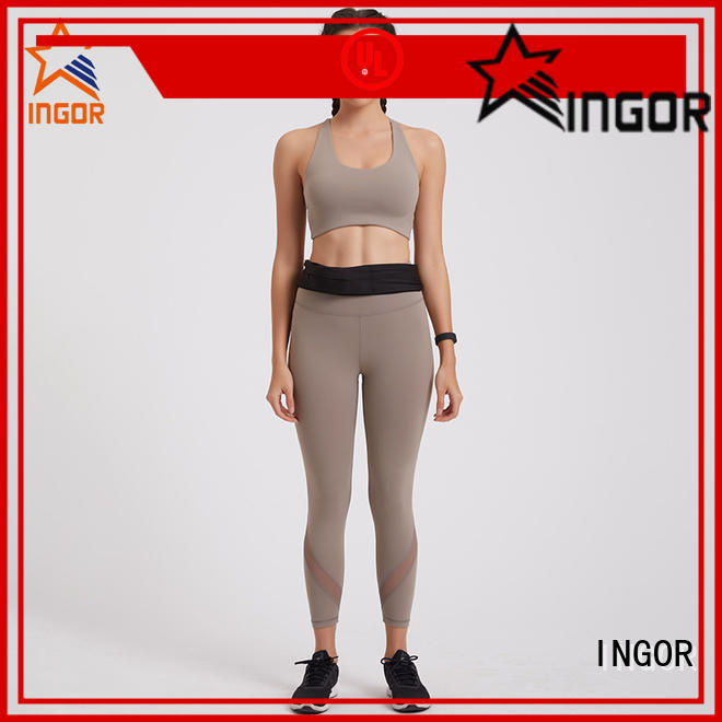 INGOR overseas market for sport