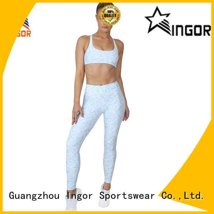 INGOR yoga set overseas market for sport