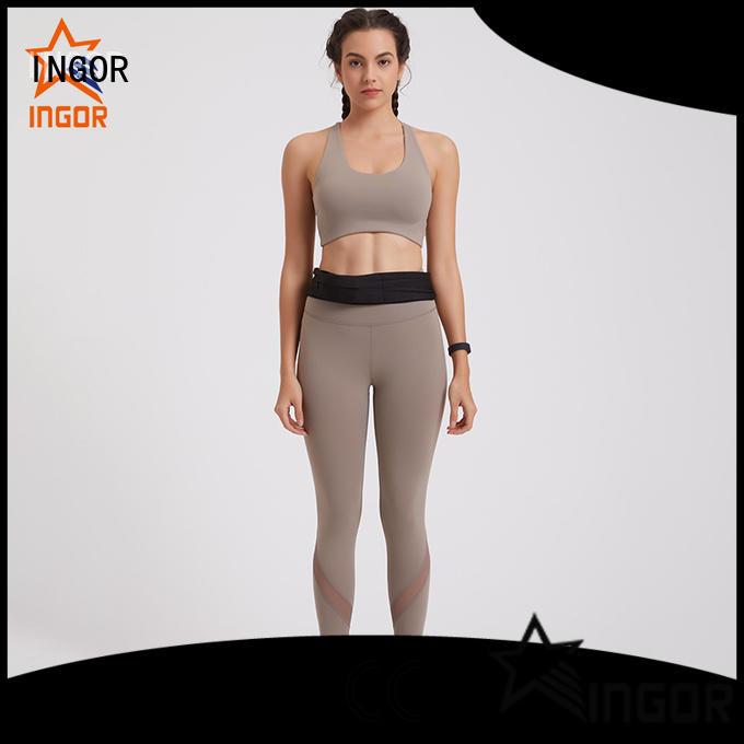 INGOR online yoga set owner for yoga