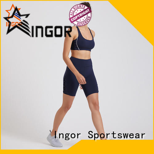 INGOR personalized yoga set supplier for women