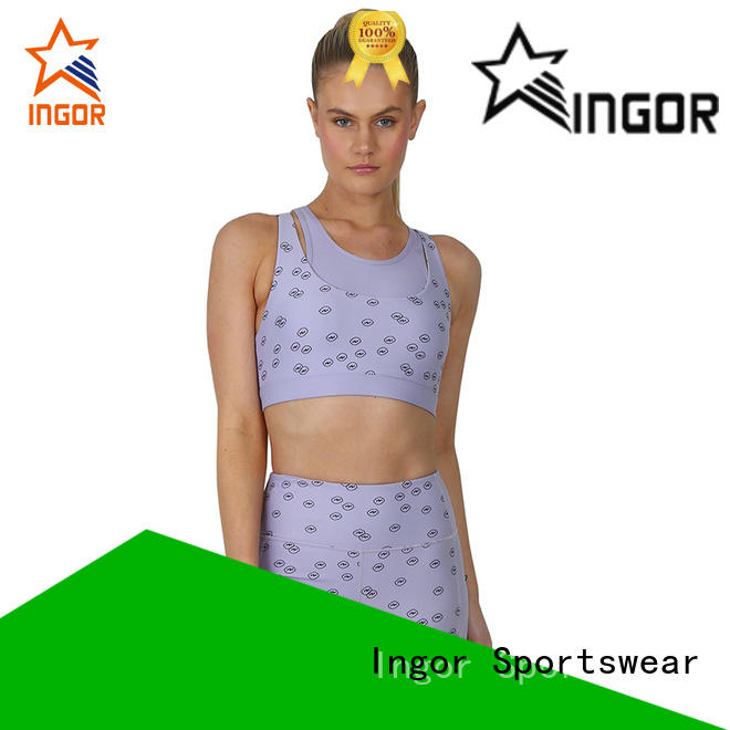 INGOR personalized yoga set online supplier for sport