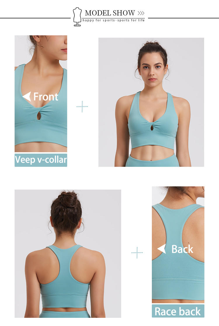 high quality women yoga set factory price for ladies-2