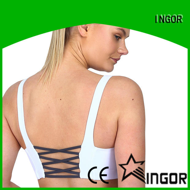 soft striped sports bra burgandy to enhance the capacity of sports for sport