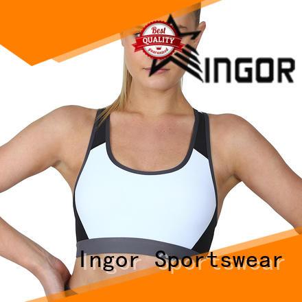 soft orange sports bra sports to enhance the capacity of sports for girls