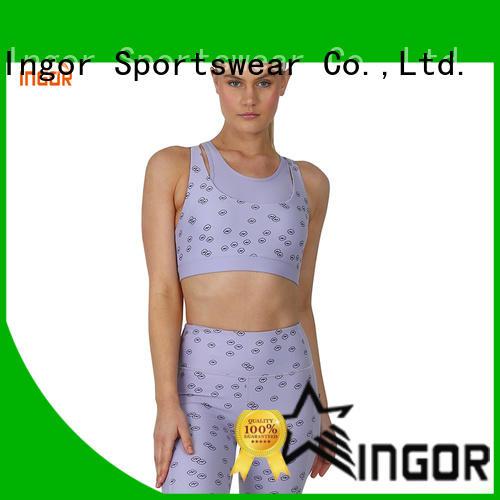 INGOR personalized women yoga set owner for women