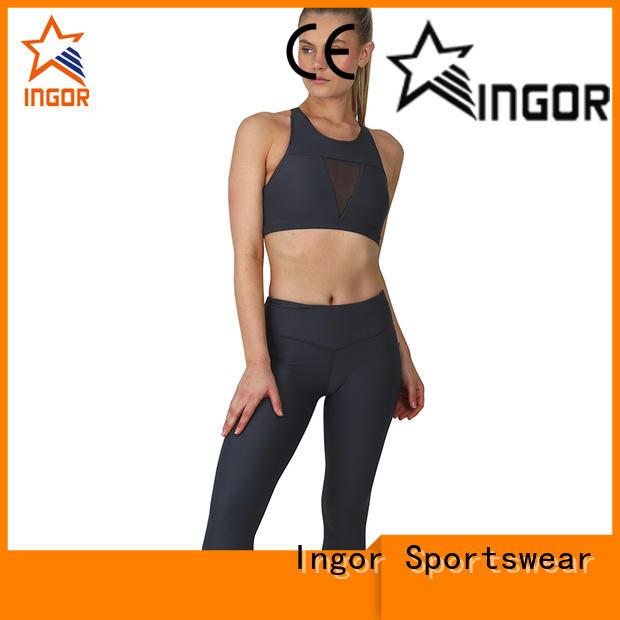 INGOR yoga set marketing for sport