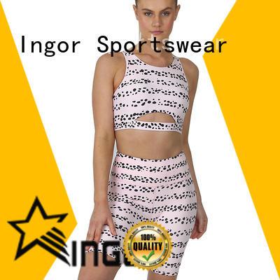 INGOR custom women sports set for sport