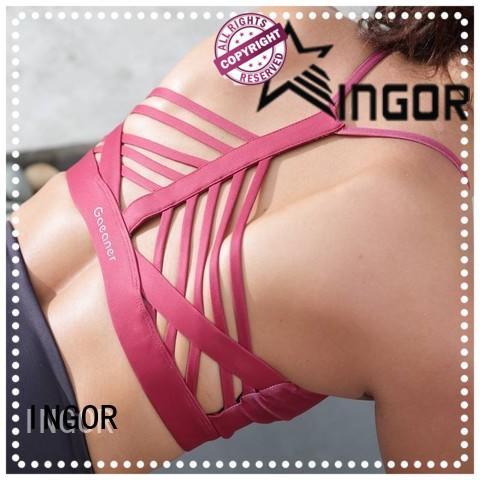 custom yoga bra bras with high quality for women
